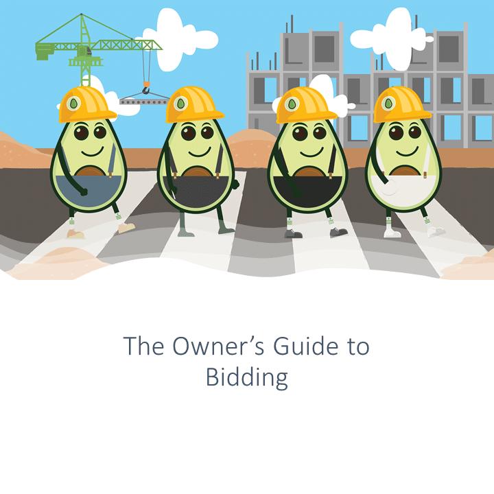 bidding e-builder webinar