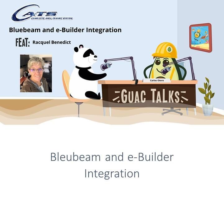 Bluebeam and e-Builder Integration