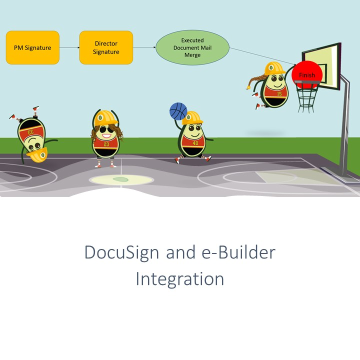 DocuSign and e-Builder Integration