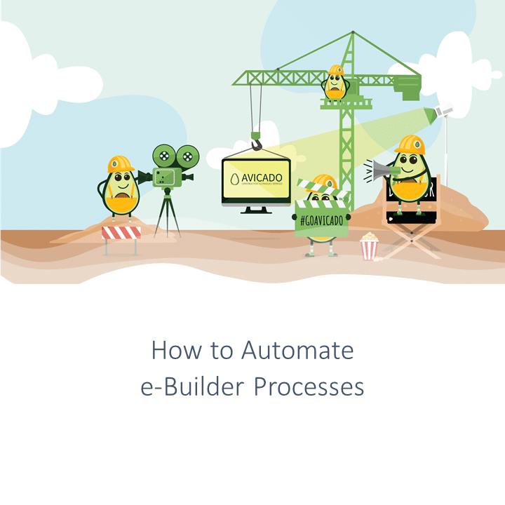 automate e-builder how to training
